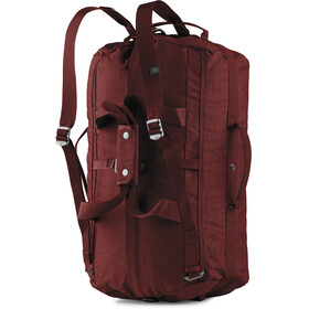 Lundhags Romus 40 Duffle Bag dark red